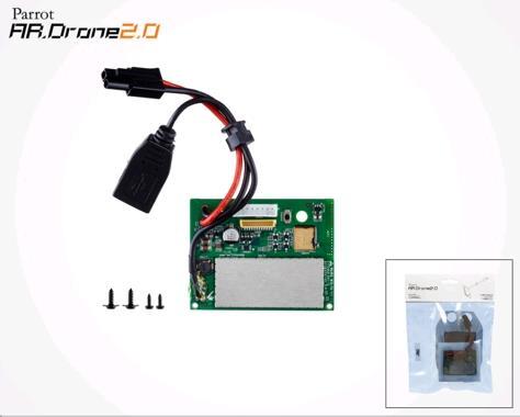 Parrot AR.Drone 2 základní deska