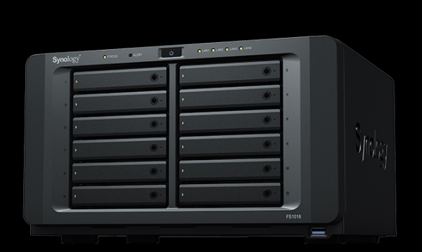 Synology NAS server FS1018