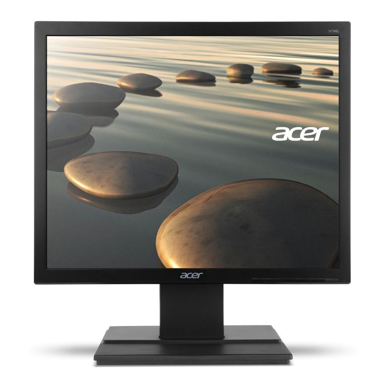 """Acer LCD V196Lb 19"""" LED, 1280 x 1024, 100M:1,,5ms, black,, TCO 6.0"""