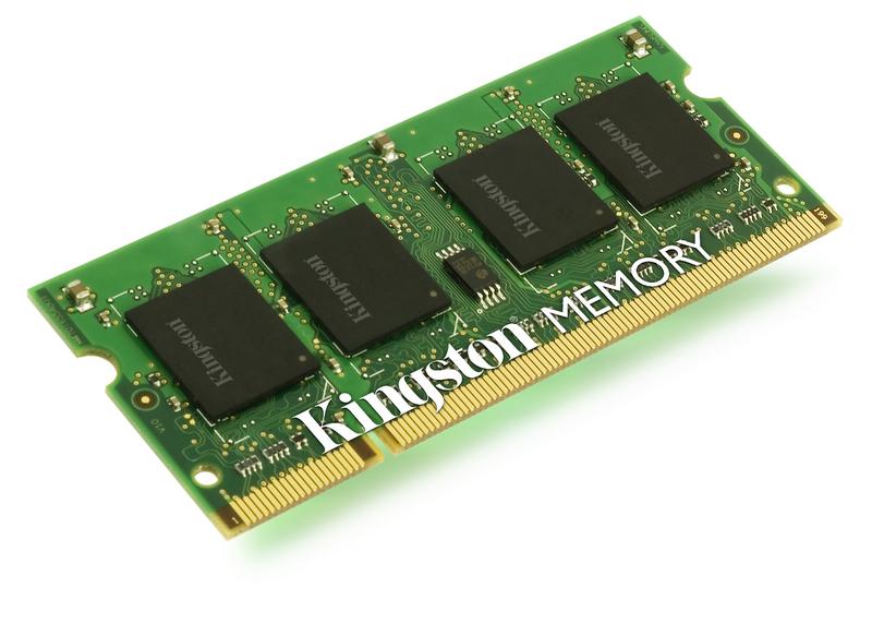 KINGSTON 2GB 1600MHz DDR3 Non-ECC CL11 SODIMM SR X16