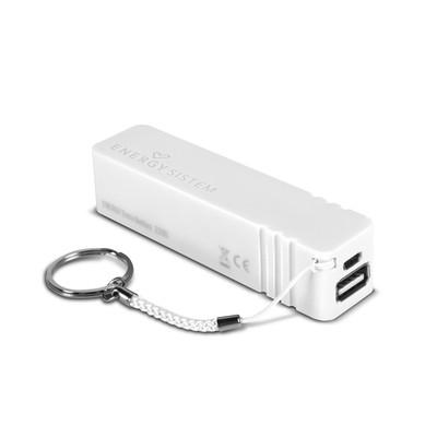 ENERGY Extra Battery 2200 White, Power Bank přenosný velmi kompaktní akumulátor