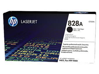 HP Čierny zobrazovací valec HP828A