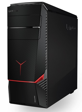 Lenovo IdeaCentre Y700 i5-7400 3,50GHz/4GB/SSD 256GB/GeForce 6GB/DVD-RW/TWR/36m ON-SITE/WIN10 90DF00GPCK