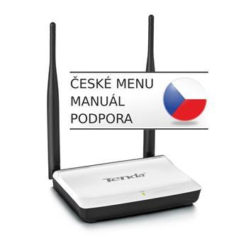 Tenda N30 WiFi-N 300Mb Router,1xLAN,1xWAN, 2x5dBi