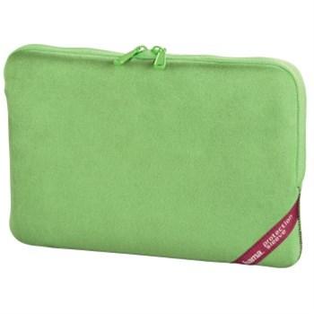 "Hama obal na notebook Velour, 26 cm (10.2""), zelená"