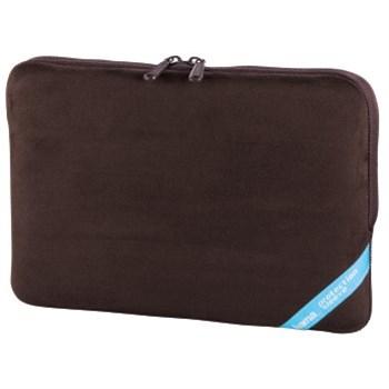 """Hama obal na notebook Velour, 26 cm (10.2""""), hnědá"""