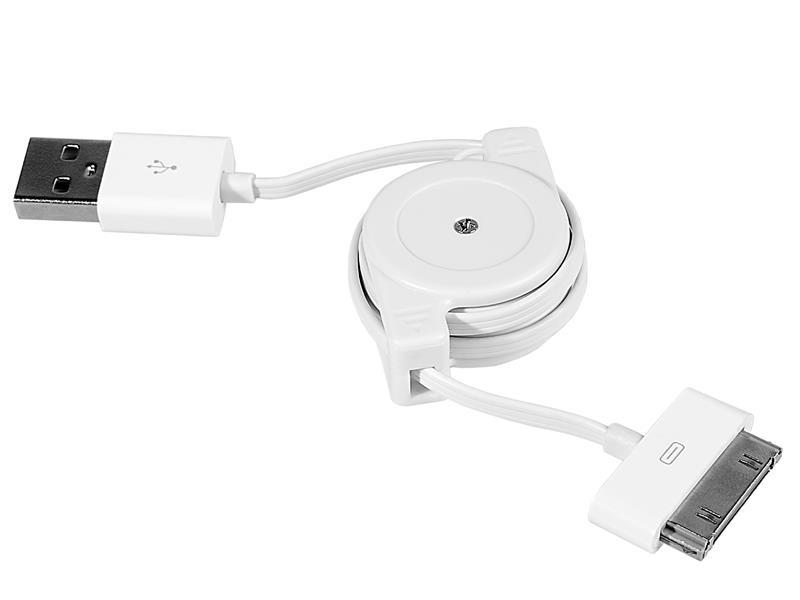 Tracer kabel USB/iPhone 3/4/4S iPad 2/3