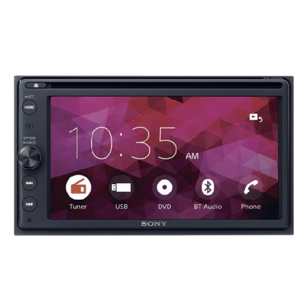 "SONYXAV-AX200 16,3cm (6,6"") DVD přehrávač s displejem LCD"