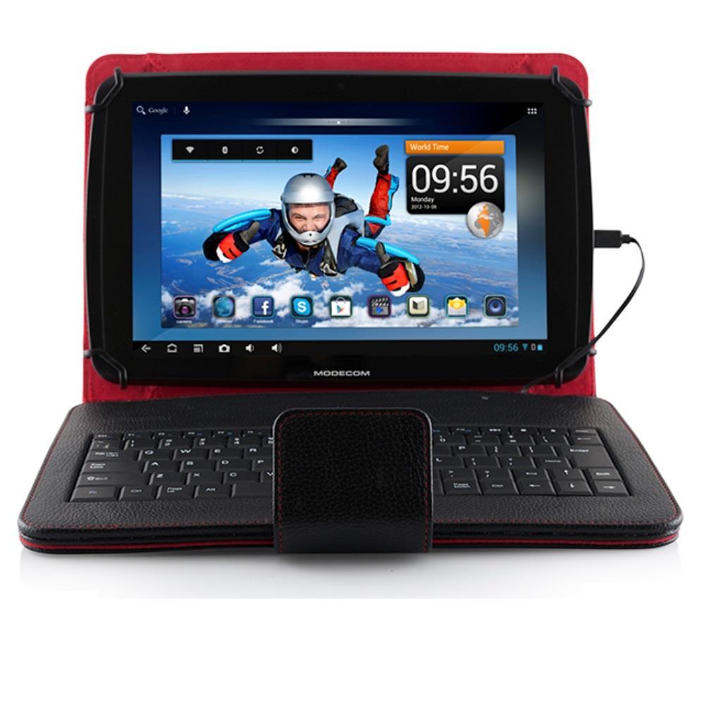 Modecom MC-TKC10 univerzální pouzdro s klávesnicí pro tablety 9-10''