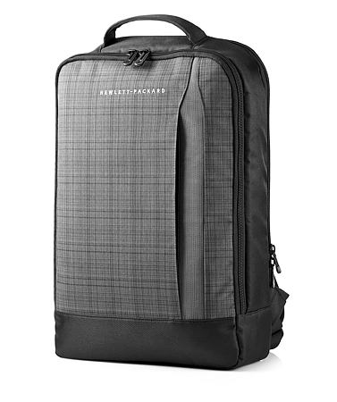 "HP 15,6"" Batoh Slim Ultrabook Backpack šedá"