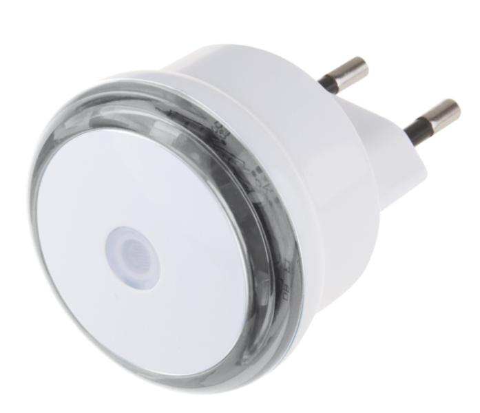 Emos LED noční světlo do zásuvky 230V, 3x LED, s fotosenzorem