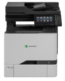 Lexmark CX725de, color laser MFP, 4800,50/50ppm,2GB, 800MHz, USB, GLan, Duplex, Fax