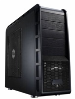EUROCASE skříň ML 9206 MONSTER II, GAMING PC, bez zdroje