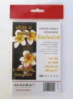Armor fotopapír Exclusive 260g, glossy 10x15