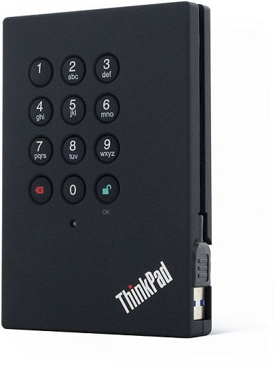 ThinkPad USB 3.0 Portable 1TB HDD