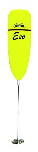 Napěňovač mléka Bravo Eso B-5087 žlutý
