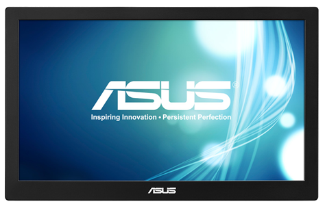 15,6'' WLED ASUS MB168B - Přenosný, 16:9, USB 3.0
