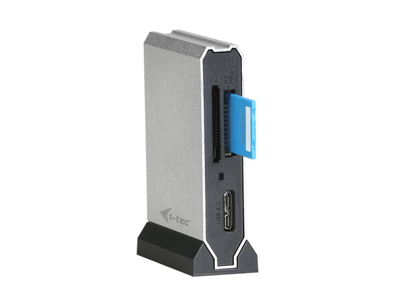 i-Tec čtečka USB3.0 All-in-One Metal