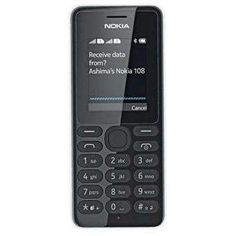 Nokia 108 Dual SIM White (bílá)