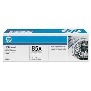 HP CE285A Toner 85A pro LJ P1102, P1102w, (1600str), Black