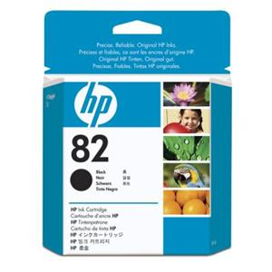 HP CH565A No. 82 Black Ink Cart pro DSJ 510, 69 ml