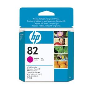 HP CH567A No. 82 Magenta Ink Cart pro DSJ 510, 28 ml