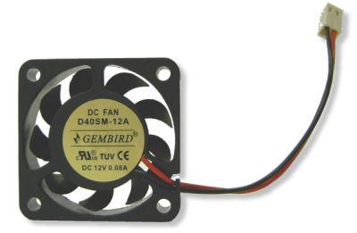 Gembird Chladič ventilátor 40x40