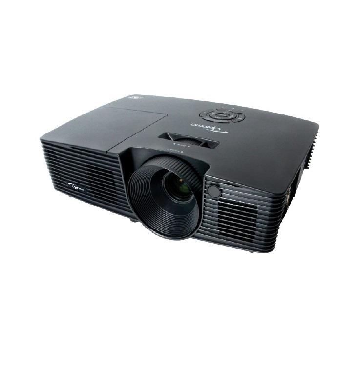 Optoma projektor DX346 (FULL 3D, XGA, 3 000 ANSI, 18 000:1, HDMI, 2x VGA, 2W speaker)