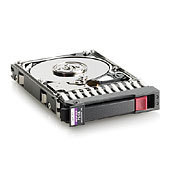"HP 300GB 15K 6G 2.5"" SAS DP ENT HDD"