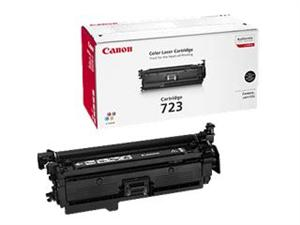 Canon toner CRG-723Bk black (CRG723BK)