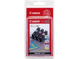 Canon cartridge CLI-526 C/M/Y Pack (CLI526CMY)