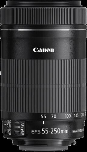 Objektiv Canon EF-S 4,0-5,6/55-250 IS STM