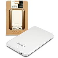 "AXAGON USB2.0 - SATA 2.5"" externí PURE box WHITE"