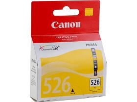 Canon cartridge CLI-526Y Yellow (CLI526Y)