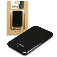 "AXAGON USB2.0 - SATA 2.5"" externí PURE box BLACK"