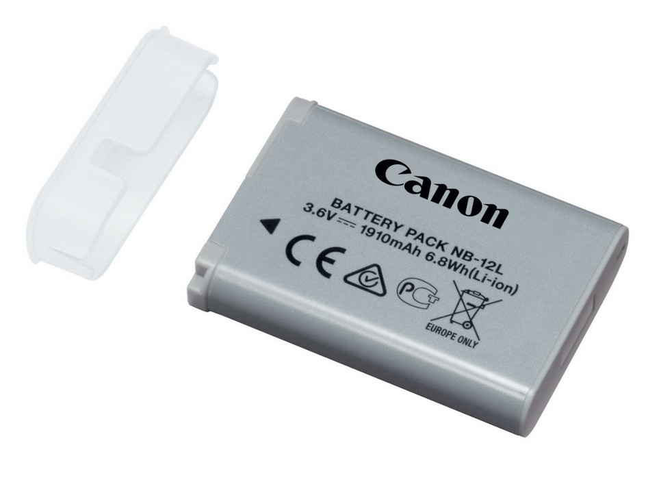 Canon NB-12L akumulátor pro G1X Mark II