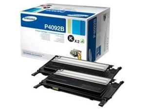 Samsung TwinPack (2ks) CLT-P4092B toner pro CLP-310/315/CLX-3170/3175 černý - 1 500 str.