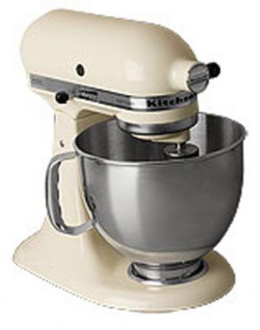 Kuchyňský robot KitchenAid Artisan KSM150PS EAC krémový