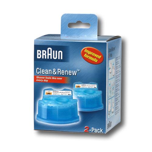 Čistící kazeta Braun CCR 2