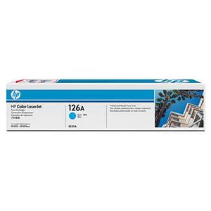 HP CE311A Toner 126A pro CLJ CP1025/M275, (1000str), Cyan