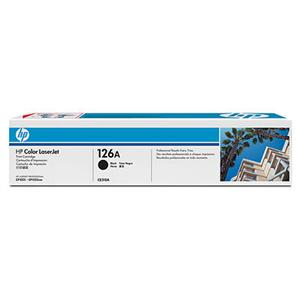 HP CE310A Toner 126A pro CLJ CP1025/M275, (1200str), Black