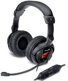 Genius sluchátka HS-G500V Game (s mikrofonem), gaming