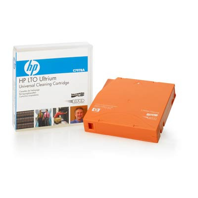 HP Ultrium univerzální čisticí kazeta (max 15 použití)