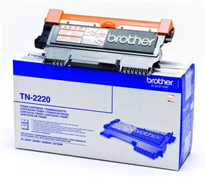 Brother - TN-2220 (HL-22x0, 2 600 str., 5%, A4)