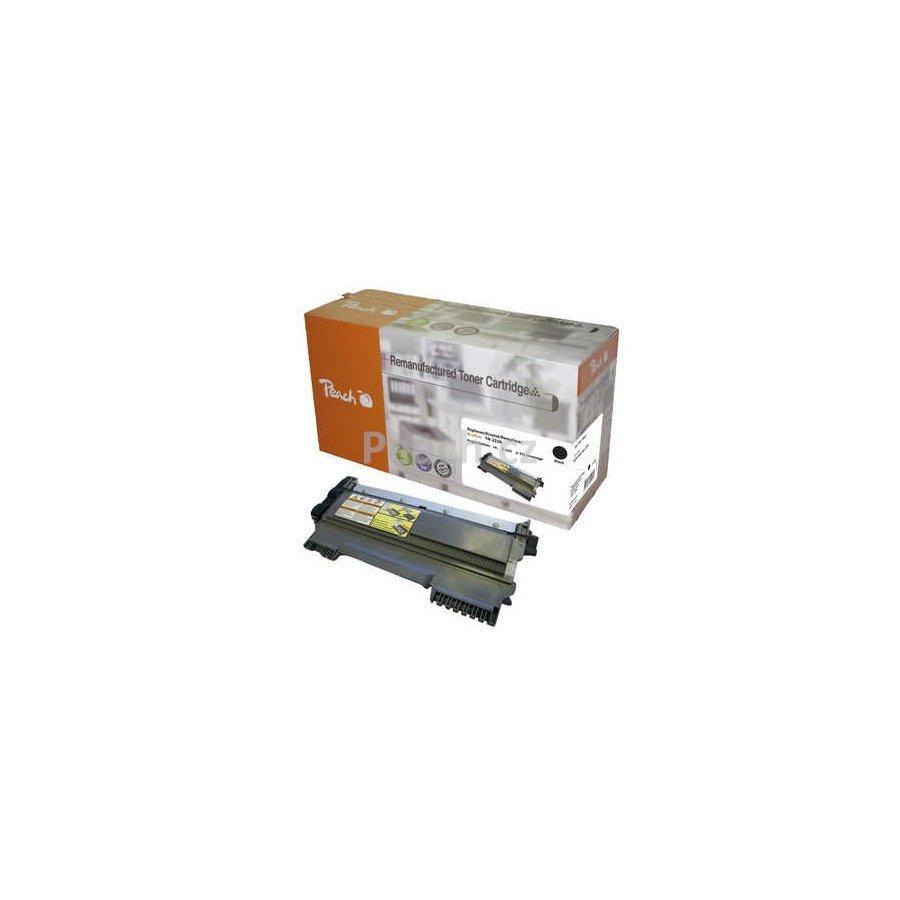 PEACH kompatibilní toner Brother TN-2220, DCP-7060, černá, 2600 výnos