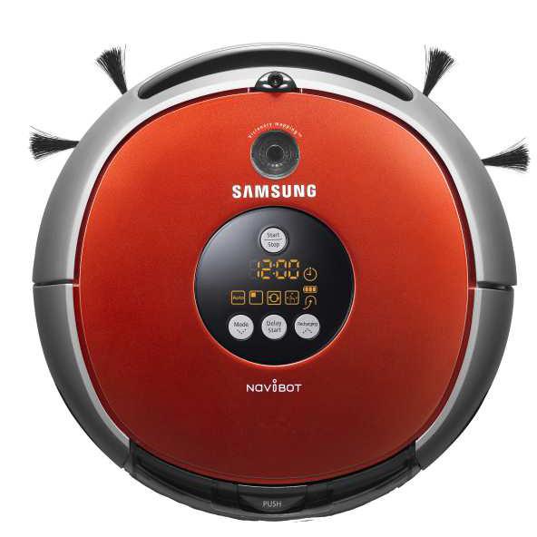 Vysavač robotický Samsung SR8843 NaviBot