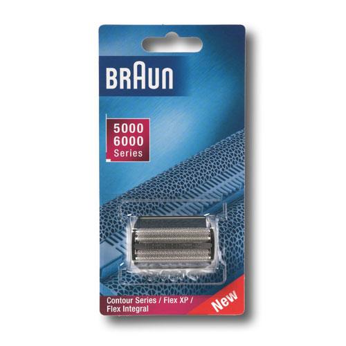 Náhradní planžeta Braun 31B 5000/6000 Series