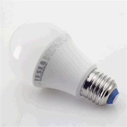 Tesla LED žárovka BULB, E27, 6W, 230V, 470lm, 25 000h, 4000K studená bílá, 270°