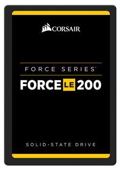 "Corsair SSD 120GB Force LE200 SATA III 2.5"" TLC 7mm (čtení/zápis: 550MB/s; 500MB/s; 65/25K IOPS)"