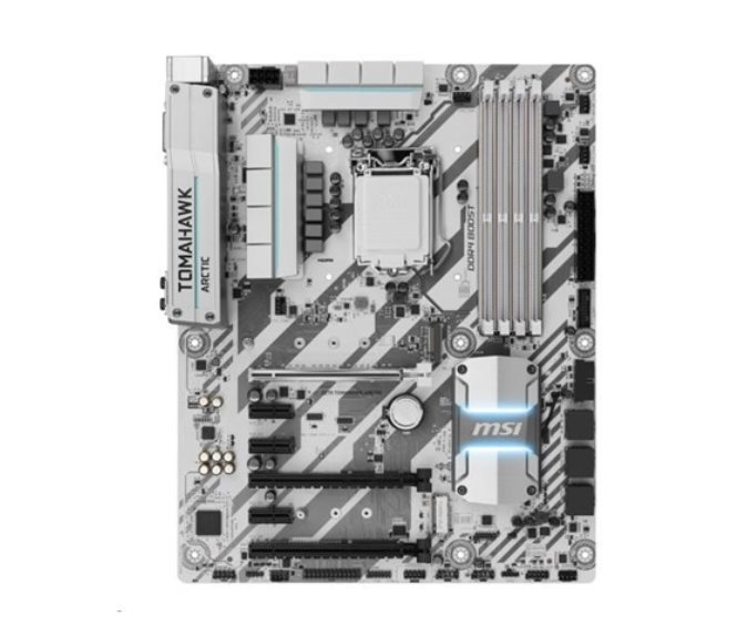 MSI MB Sc LGA1151 Z270 TOMAHAWK ARCTIC